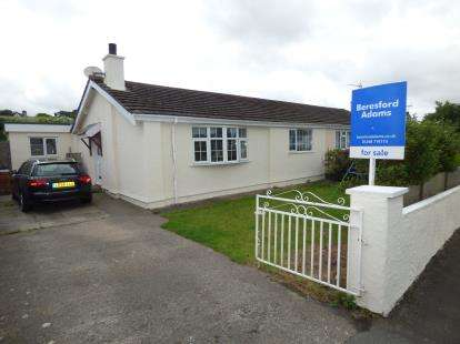 3 Bedrooms Bungalow for sale in Nant Y Felin, Pentraeth, Anglesey, North Wales, LL75