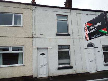 2 Bedrooms Terraced House for sale in Dicconson Lane, Aspull, Wigan, Greater Manchester, WN2