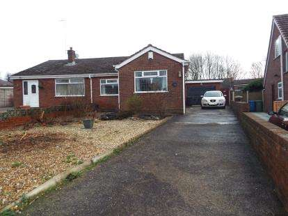 3 Bedrooms Bungalow for sale in Paddock Rise, Wigan, Greater Manchester, WN6