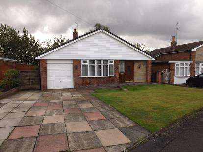 3 Bedrooms Bungalow for sale in Linkside Avenue, Winwick, Warrington, Cheshire