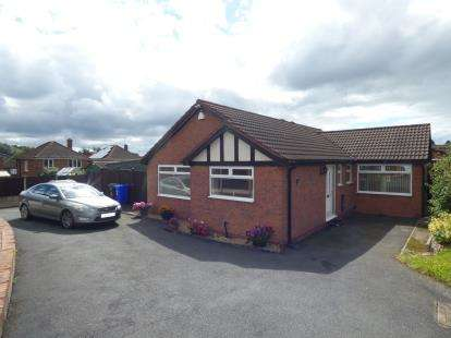 2 Bedrooms Bungalow for sale in Barleycorn Close, Burton-On-Trent, Staffordshire