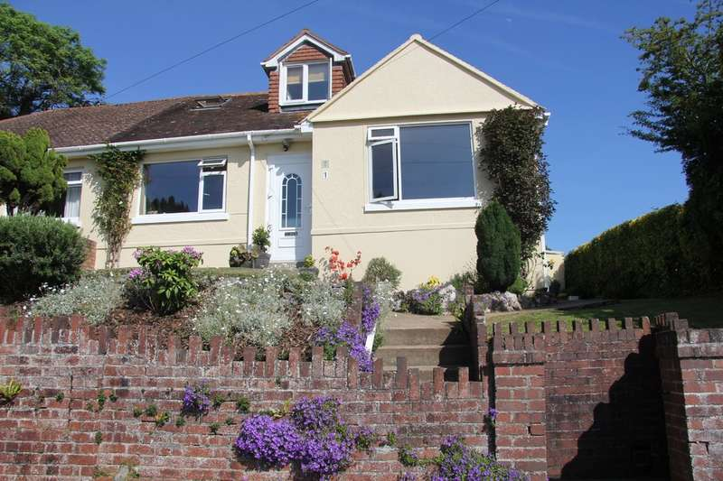 3 Bedrooms Semi Detached Bungalow for sale in Pencorse Road, Barton
