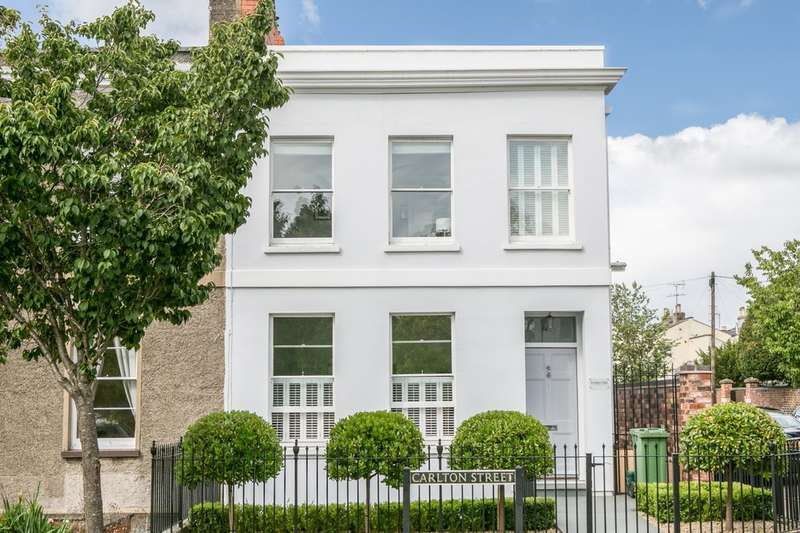 4 Bedrooms Semi Detached House for sale in Carlton Street, Cheltenham, GL52 6AQ