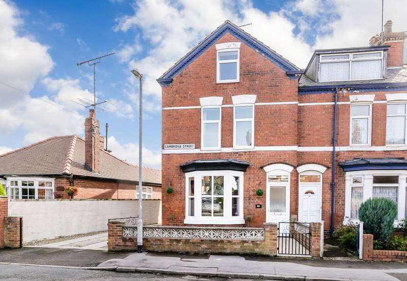 4 Bedrooms Terraced House for sale in Cambridge street, Bridlington, East Riding of Yorkshire, YO16