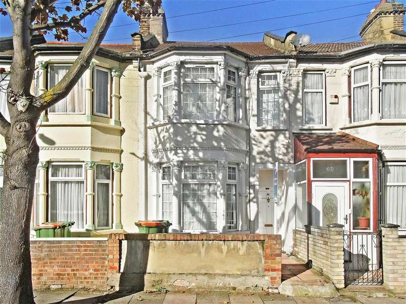 3 Bedrooms Terraced House for sale in Jedburgh Road, Plaistow, London