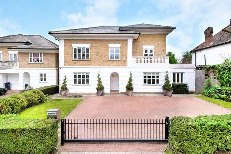6 Bedrooms House for sale in Burlington Lane, Chiswick W4
