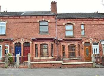 2 Bedrooms Terraced House for sale in Darlington Street East Wigan Lancashire