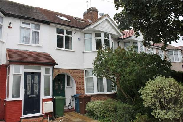4 Bedrooms Terraced House for sale in Glebe Avenue, Harrow, Middlesex