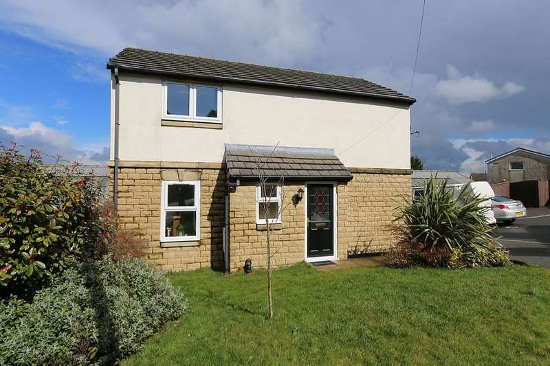 3 Bedrooms Detached House for sale in Apex Close, Burnley, Lancashire, BB11 5NG