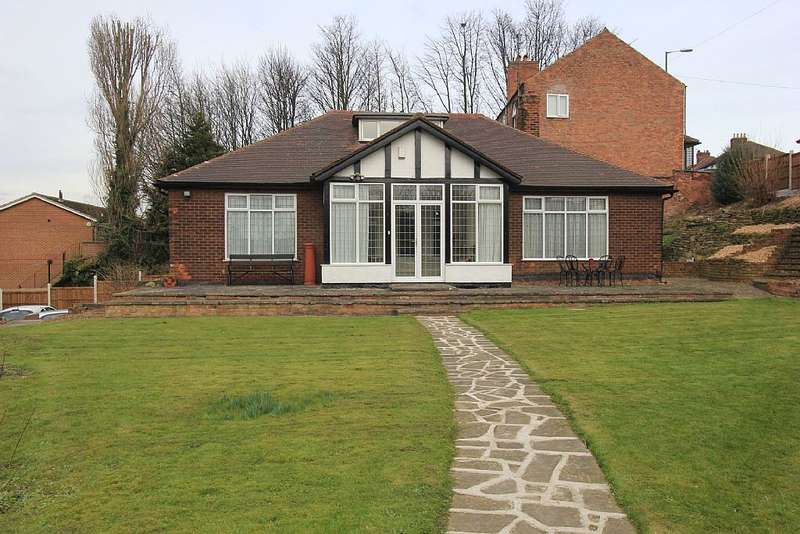3 Bedrooms Detached Bungalow for sale in Carlton Road, Nottingham, Nottinghamshire, NG3 7AF