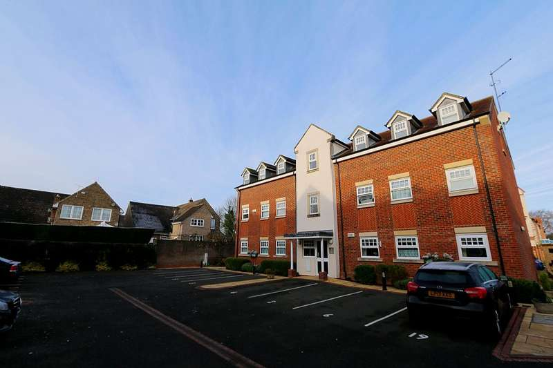 2 Bedrooms Apartment Flat for sale in Flat 16 Cleveland Terrace, Darlington, Tyne and Wear, DL3 8HN