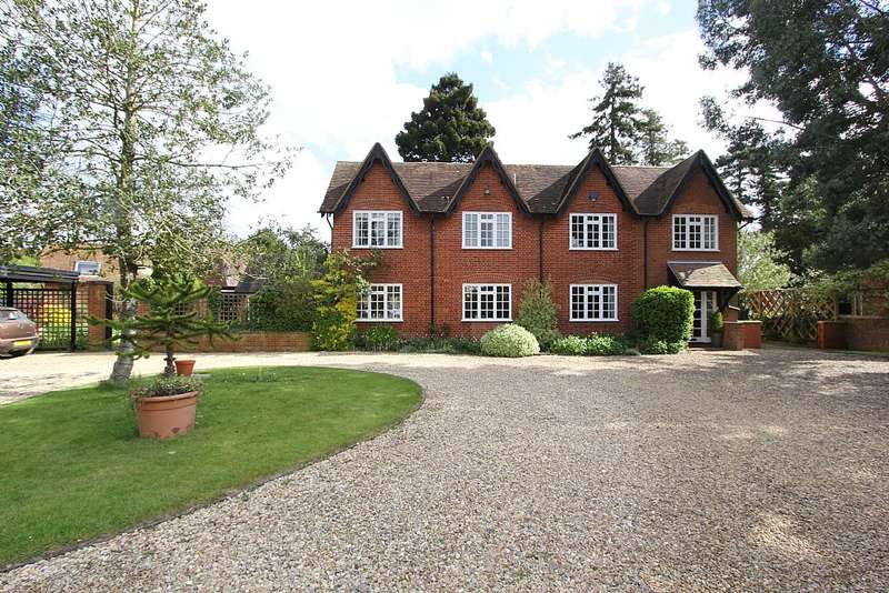 6 Bedrooms Country House Character Property for sale in 31, High Street, North Crawley, Buckinghamshire, MK16 9HN