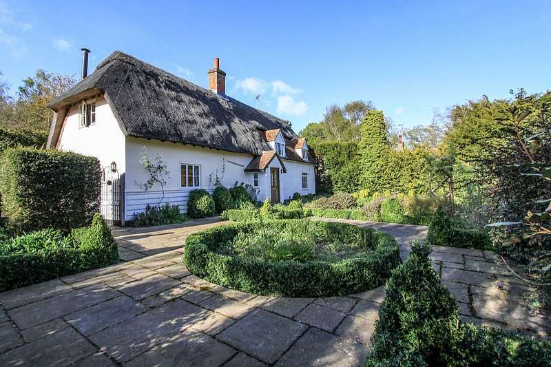 4 Bedrooms Cottage House for sale in Great Hormead, near Buntingford, Hertfordshire, SG9 0NT
