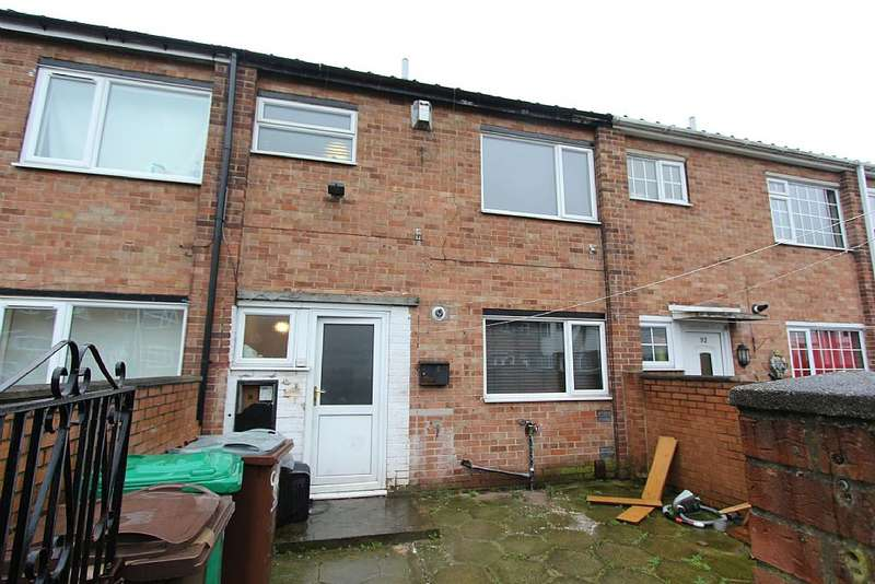 3 Bedrooms Terraced House for sale in Newmarket Road, Nottingham, Nottinghamshire, NG6 8TX