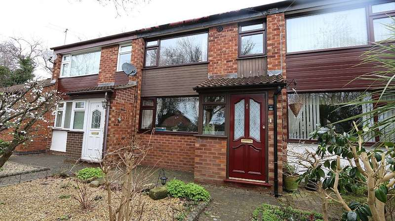 3 Bedrooms Terraced House for sale in 21, Old Chester Road, Great Sutton, Ellesmere Port, Cheshire, CH66 3NZ