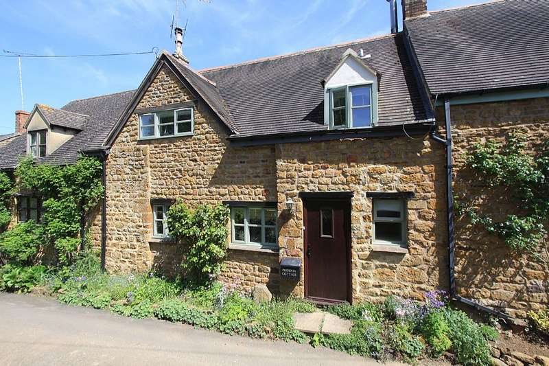 3 Bedrooms Terraced House for sale in Green Lane, South Newington, Oxfordshire, OX15 4JH