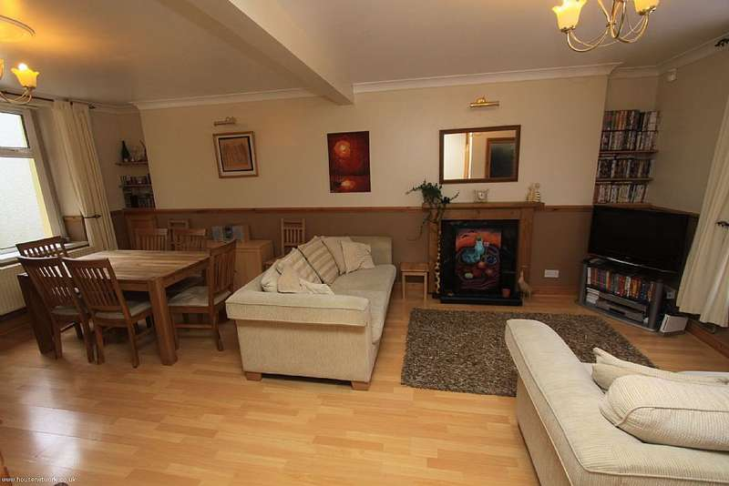 3 Bedrooms Terraced House for sale in Prospect Place, Treorchy, Rhondda, Cynon, Taff, CF42 6RF