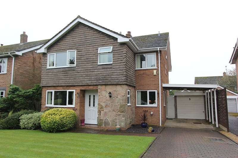 4 Bedrooms Detached House for sale in Tippers Lane, Church Broughton, Derby, Derbyshire, DE65 5DD