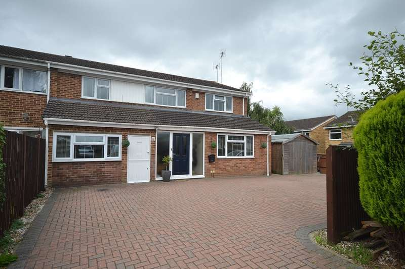 5 Bedrooms Semi Detached House for sale in Caversham Park