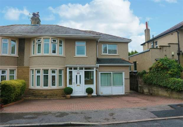 4 Bedrooms Semi Detached House for sale in Boscombe Avenue, Heysham, Morecambe, Lancashire
