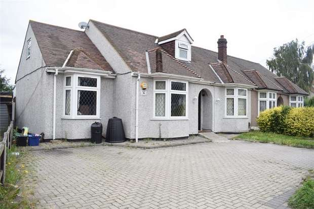 6 Bedrooms Detached Bungalow for sale in Goodmayes Lane, Ilford, Essex