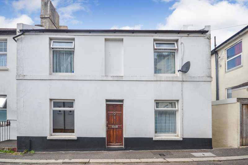 2 Bedrooms House for sale in Spring Street, St Leonards-On-Sea, TN37