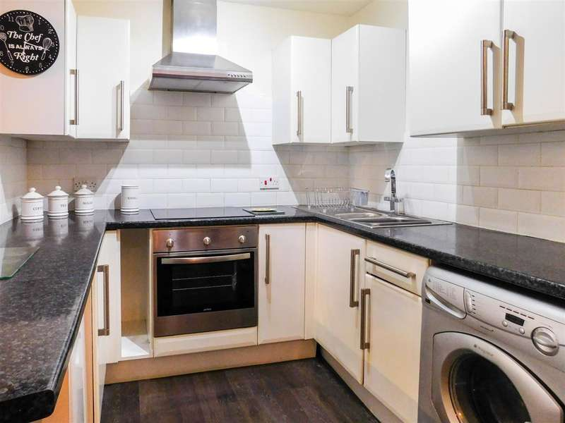 1 Bedroom Apartment Flat for sale in Temperance Hall, 15b Fountain Street, Leeds