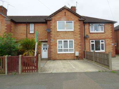 3 Bedrooms Terraced House for sale in Gunthorpe Road, Braunstone, Leicester, Leicestershire