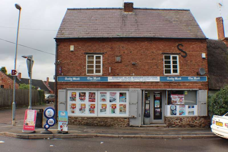 2 Bedrooms Shop Commercial for sale in Main Street, Scraptoft Village, LE7