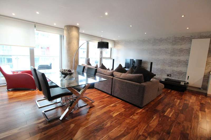 2 Bedrooms Apartment Flat for sale in Clowes Street, Manchester