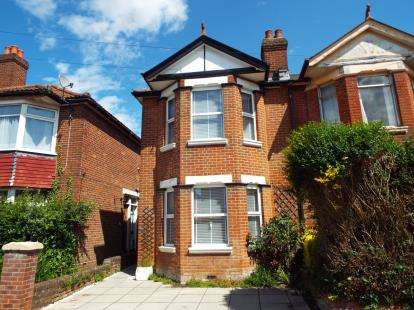 3 Bedrooms Semi Detached House for sale in Shirley, Southampton, Hampshire