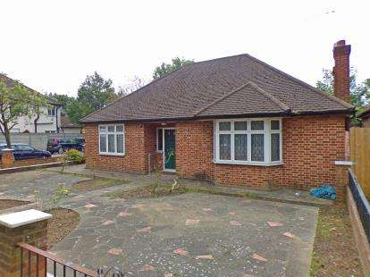 2 Bedrooms Bungalow for sale in Harrow Road, Wembley