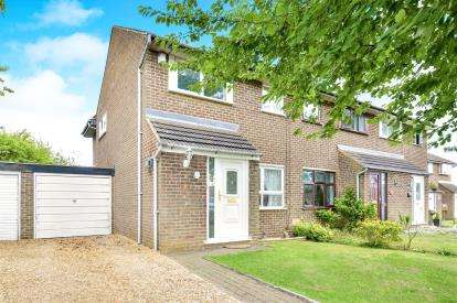 3 Bedrooms End Of Terrace House for sale in Elmhurst Close, Furzton, Milton Keynes, Buckinghamshire