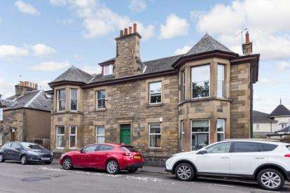 2 Bedrooms Flat for sale in Nelson Place, Stirling