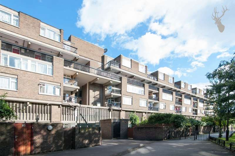 3 Bedrooms Flat for sale in Solander Gardens, Shadwell, E1