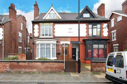 5 Bedrooms Semi Detached House for sale in Morley Road, Doncaster