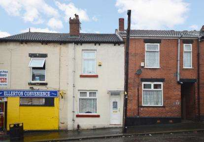 2 Bedrooms Terraced House for sale in Ellerton Road, Sheffield, South Yorkshire