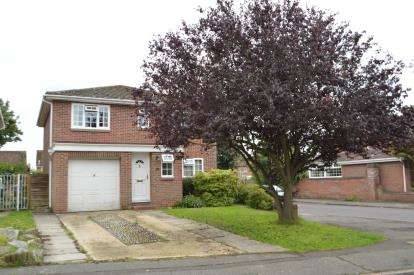 4 Bedrooms Detached House for sale in Muscliff, Bournemouth, Dorset