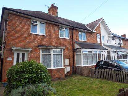 1 Bedroom Maisonette Flat for sale in Severne Road, Acocks Green, Birmingham