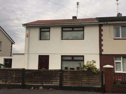 3 Bedrooms Semi Detached House for sale in Eskdale Avenue, St. Helens, Merseyside, WA11