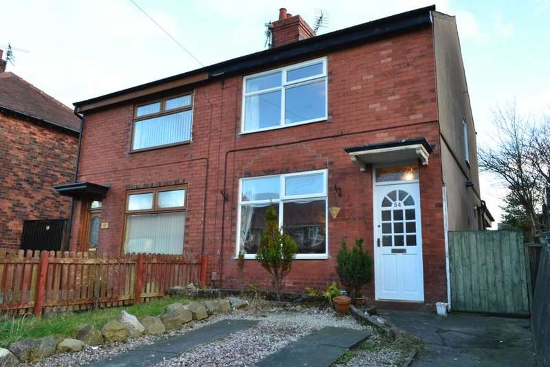 2 Bedrooms Semi Detached House for sale in Raymond Avenue, Blackpool, FY2