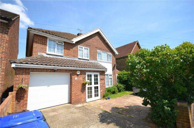 4 Bedrooms Detached House for sale in Eastfield Road, Burnham, Buckinghamshire