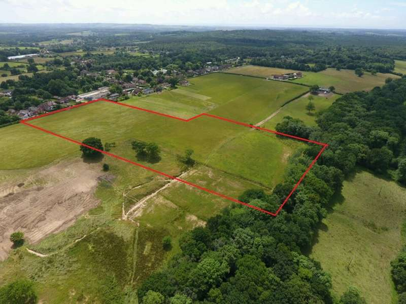 Land Commercial for sale in Heath Road, Soberton Heath