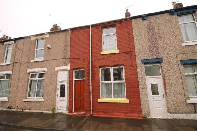 2 Bedrooms House for sale in Charterhouse Street, Hartlepool, TS25