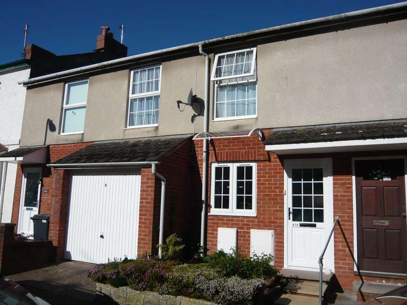 3 Bedrooms Terraced House for sale in Rosebery Road, Exmouth