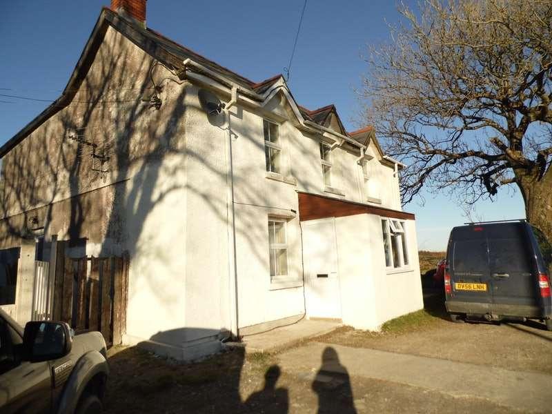 4 Bedrooms Detached House for sale in Sarnau, Llandysul, Ceredigion, SA44