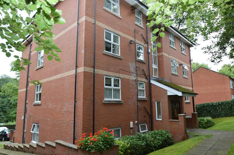 2 Bedrooms Apartment Flat for sale in St Pauls Road, Salford, M7