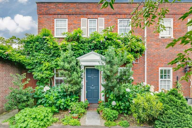 4 Bedrooms House for sale in Dartmouth Place, Chiswick W4