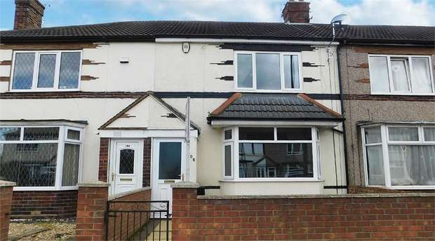 3 Bedrooms Terraced House for sale in Boulevard Avenue, Grimsby, Lincolnshire
