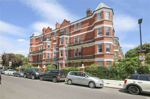 4 Bedrooms Flat for sale in Prebend Mansions, Chiswick, London